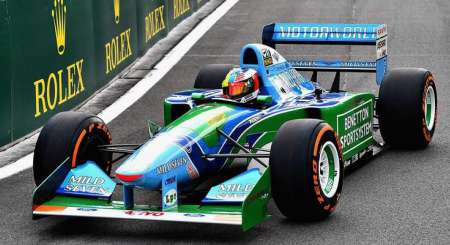 F1 2020 Deluxe Schumacher Upgrade 5