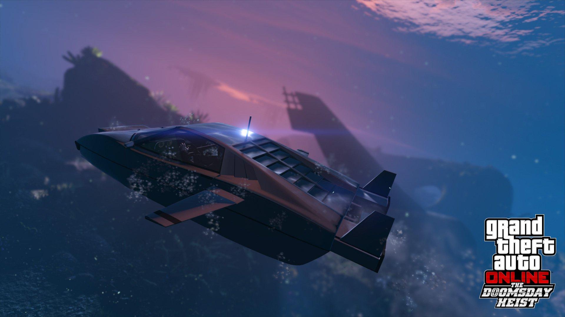 Grand Theft Auto V, GTA 5 9