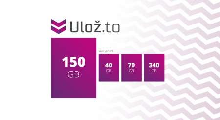 Ulož.to 150 GB 2