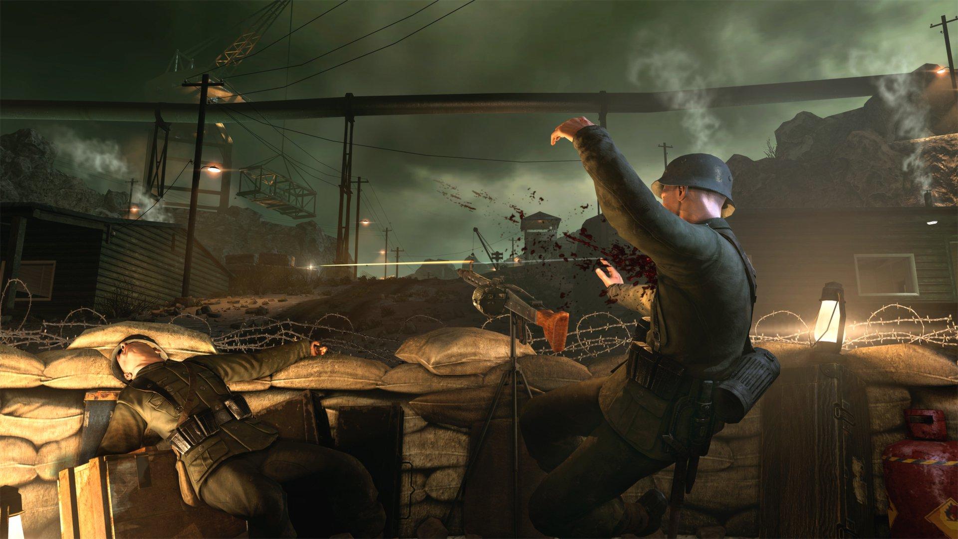 Sniper Elite V2 12
