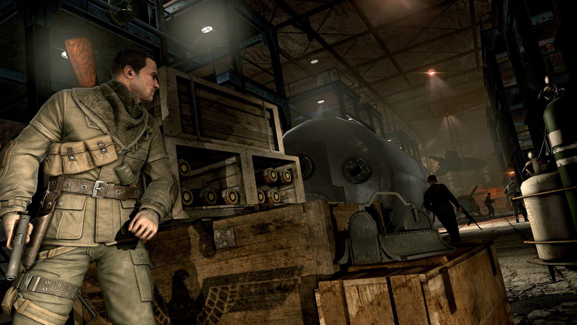 Sniper Elite V2 15