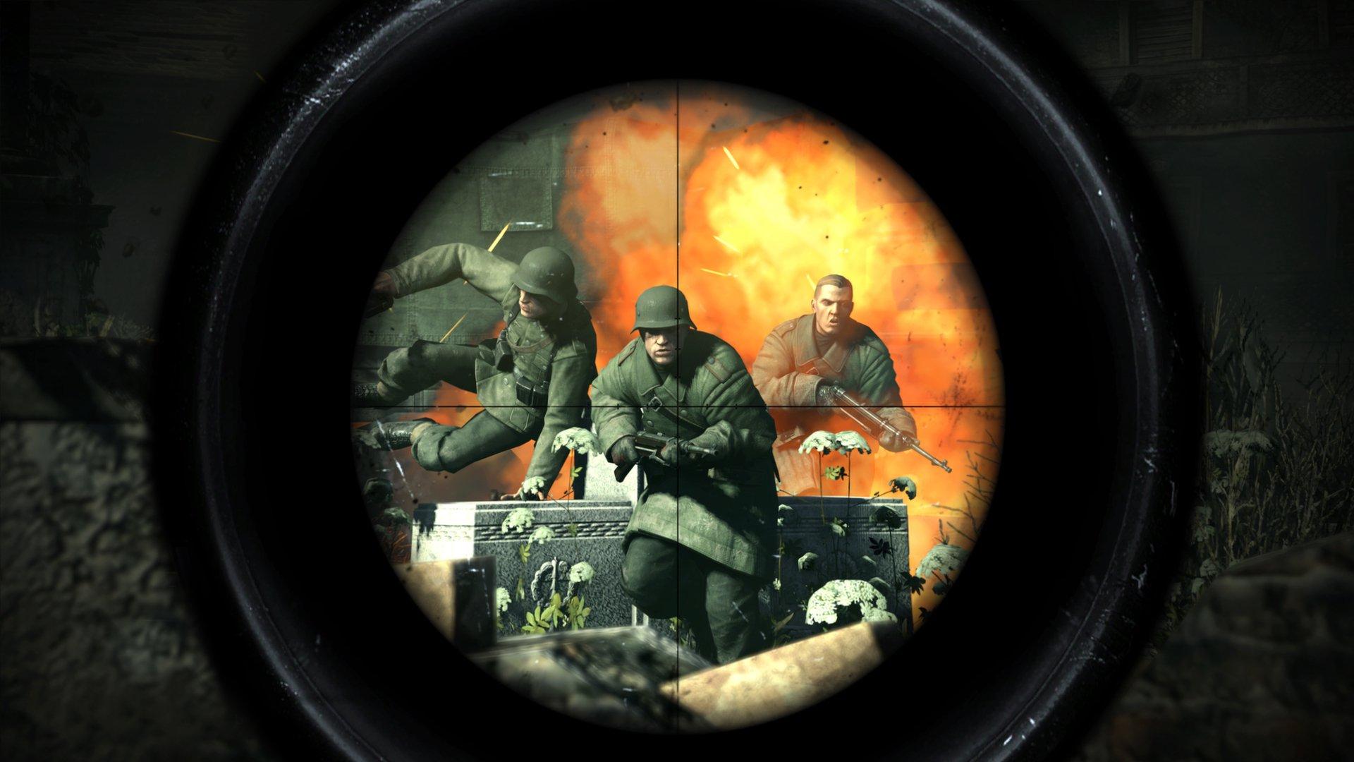 Sniper Elite V2 16