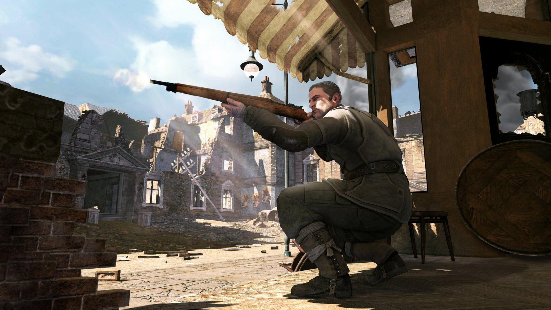 Sniper Elite V2 17
