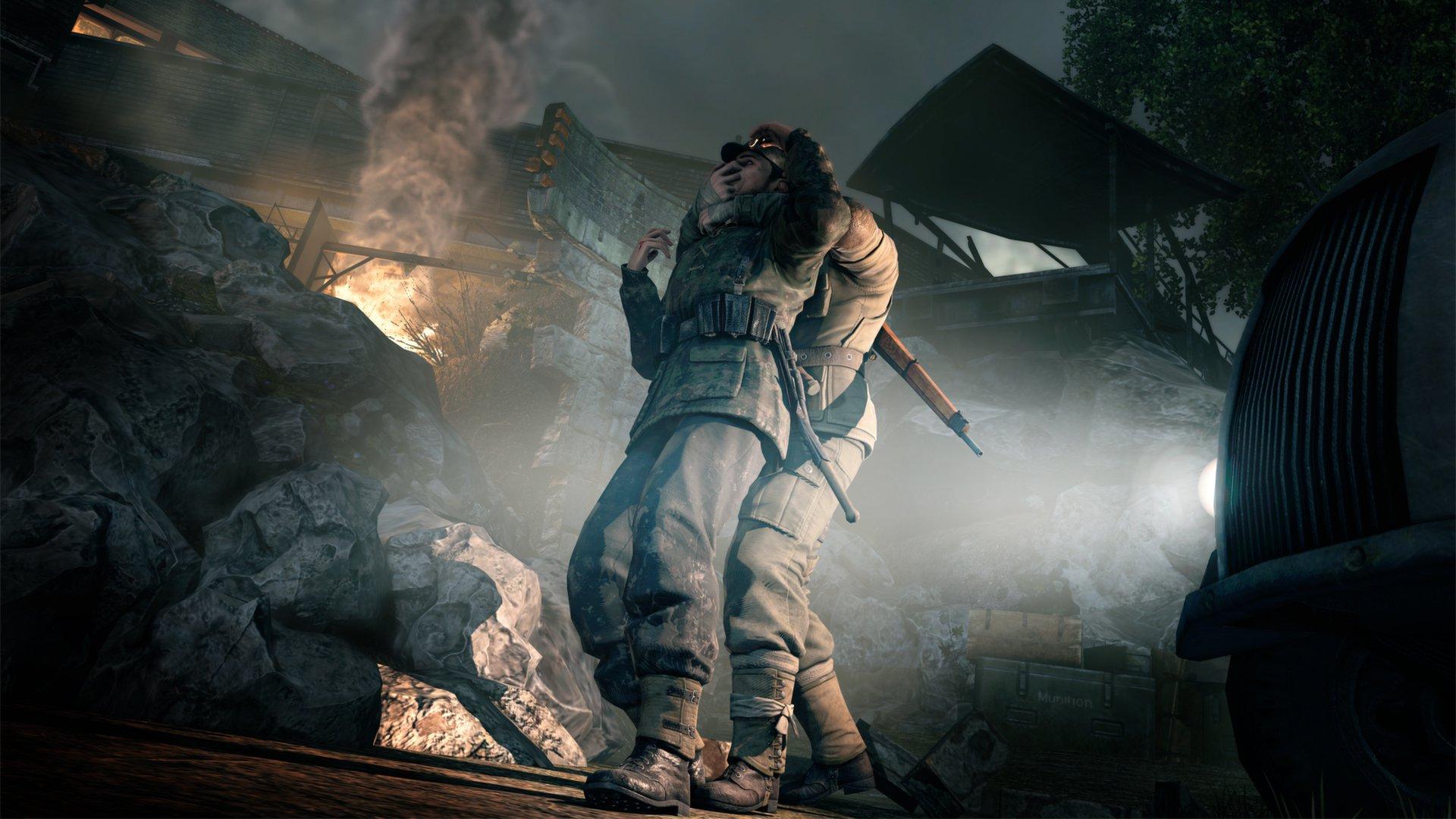 Sniper Elite V2 18
