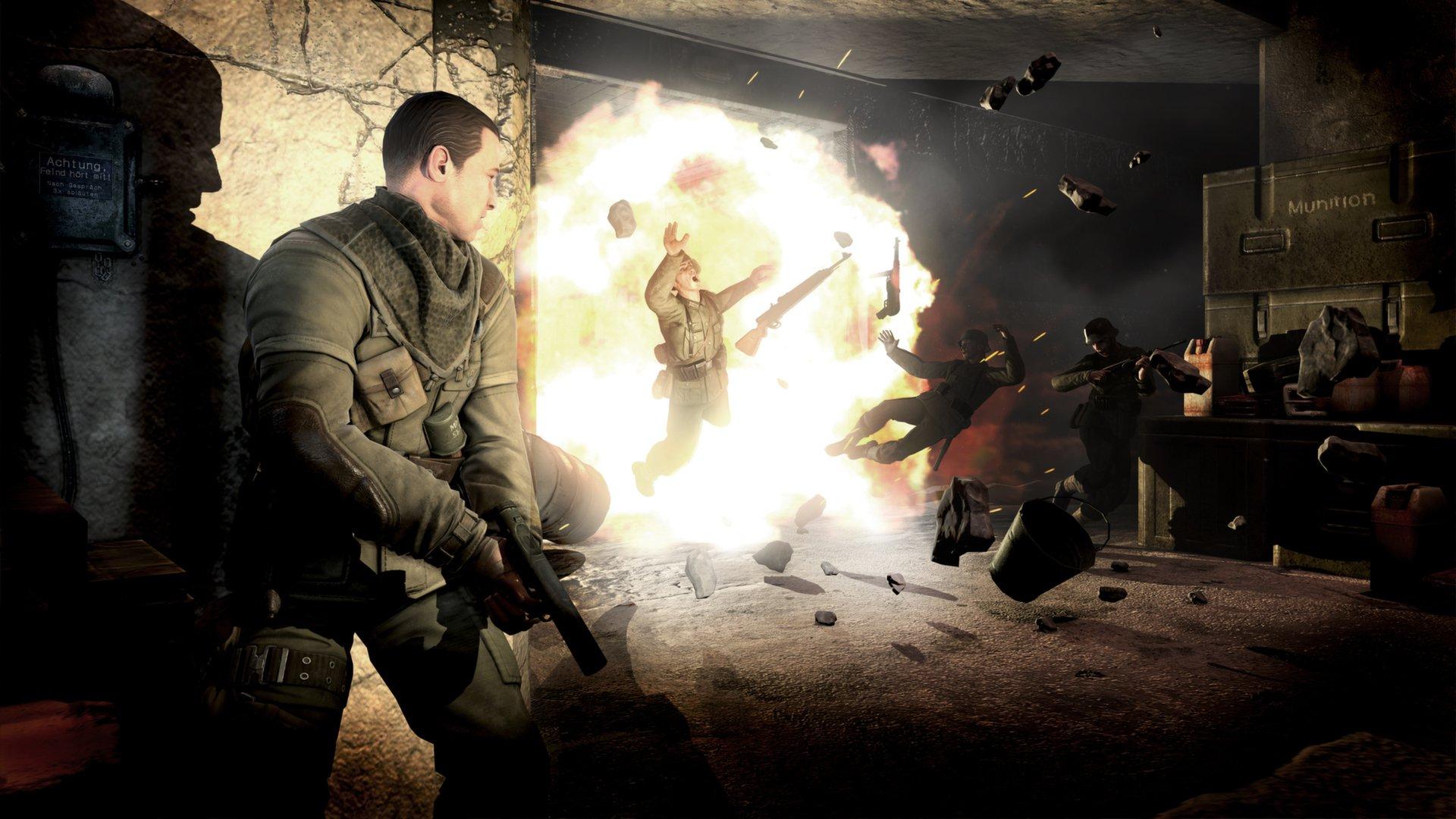 Sniper Elite V2 3