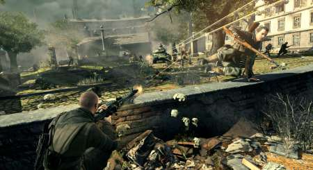 Sniper Elite V2 14