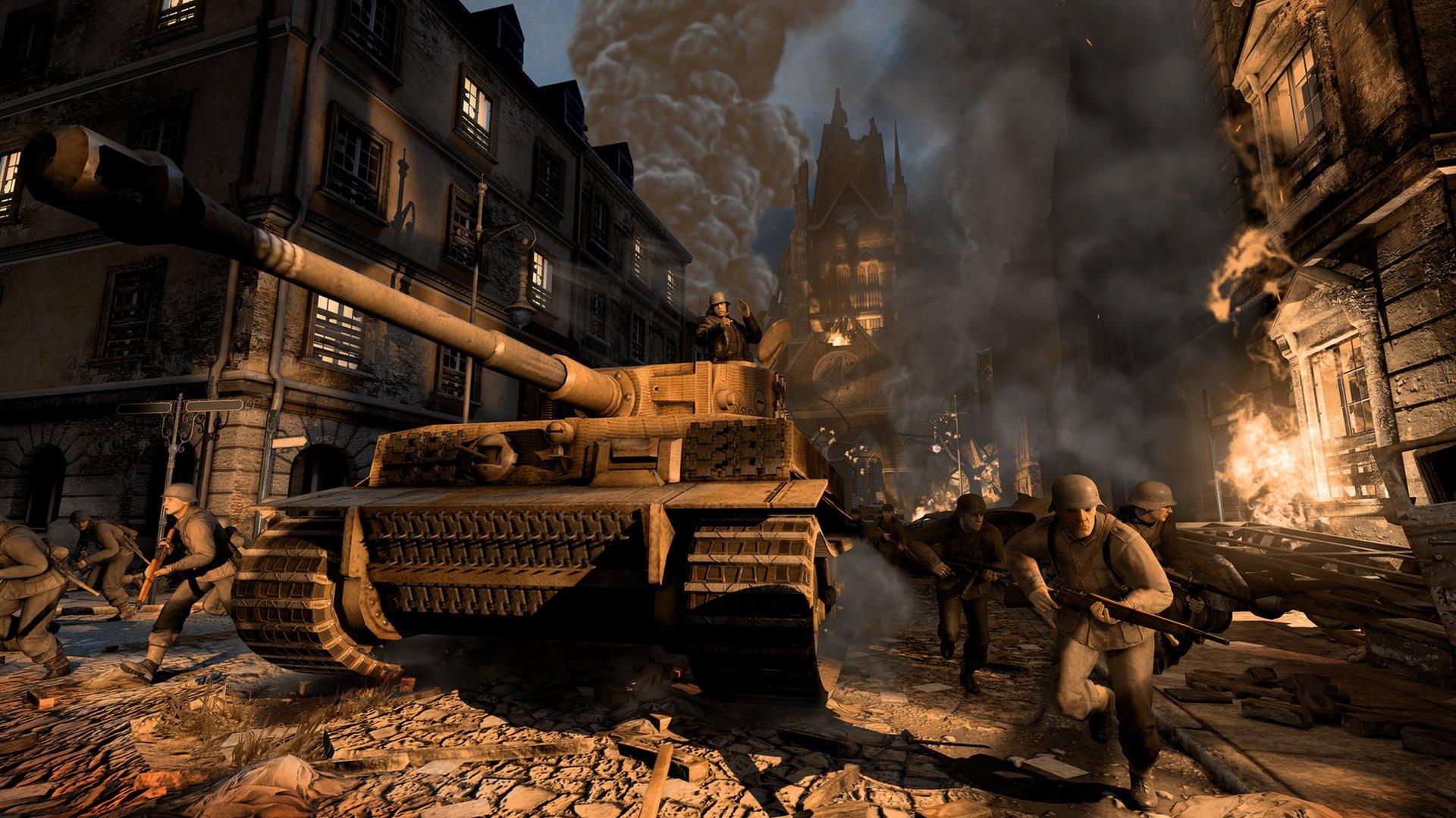 Sniper Elite V2 7