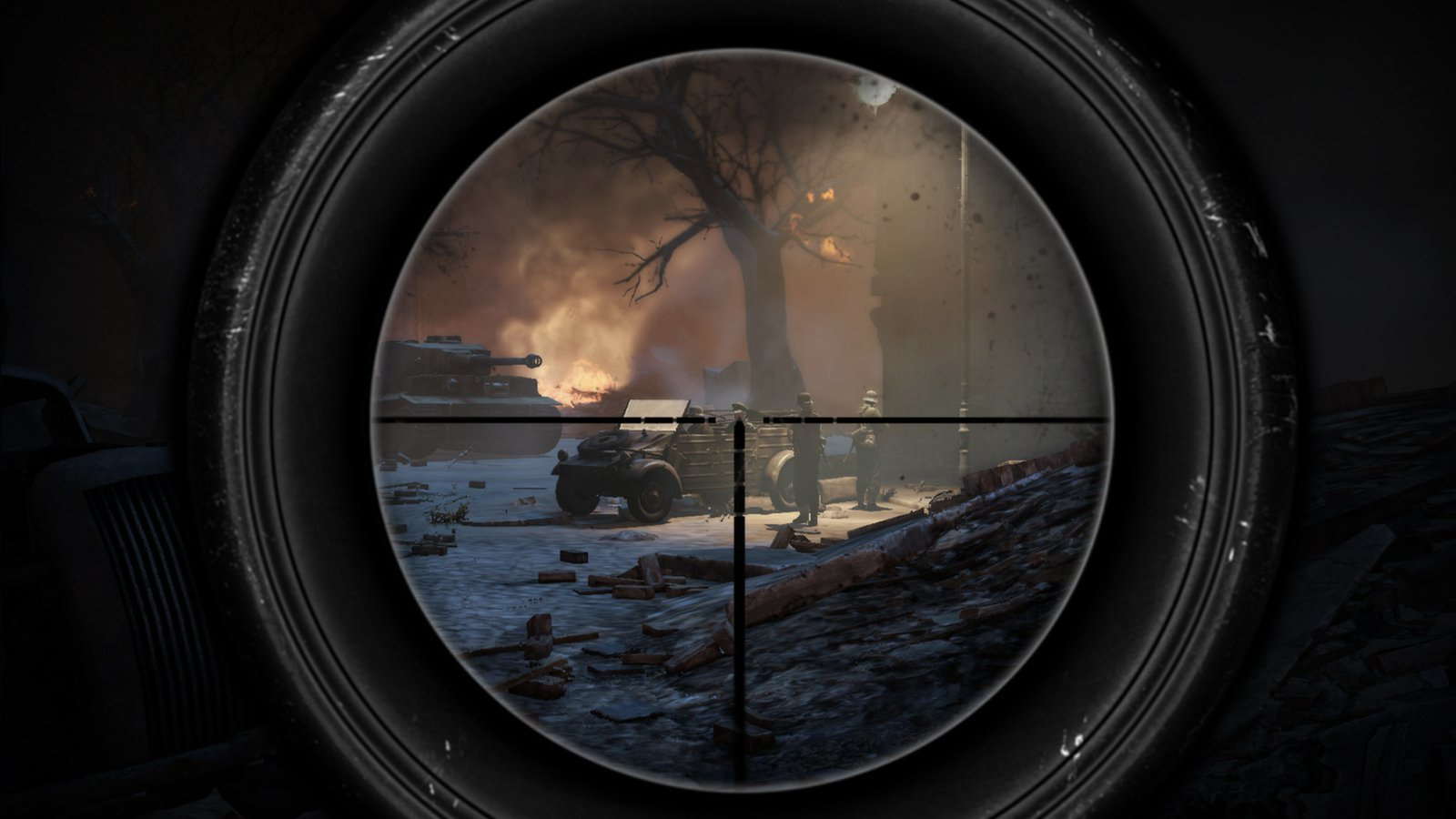 Sniper Elite V2 8