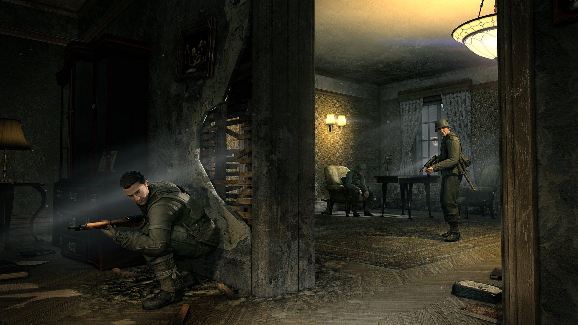Sniper Elite V2 9