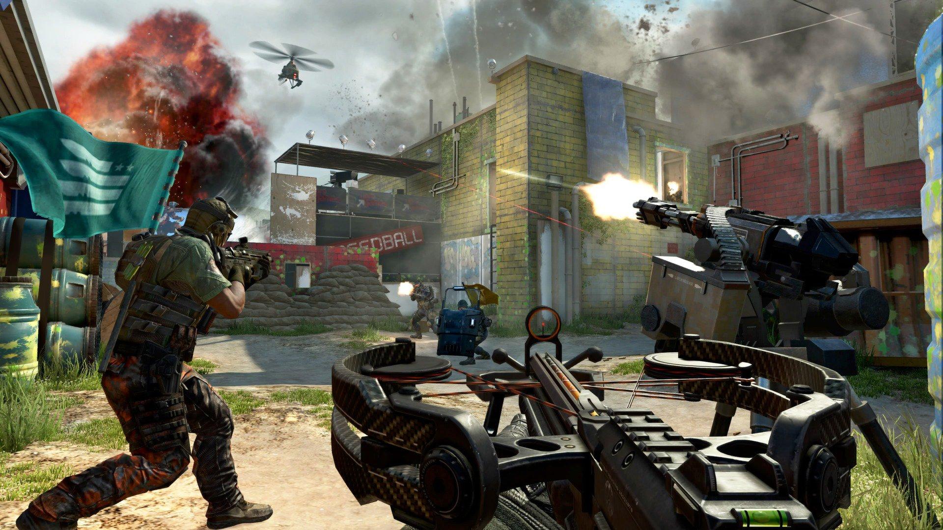 Call Of Duty Black Ops 2 Vengeance 15