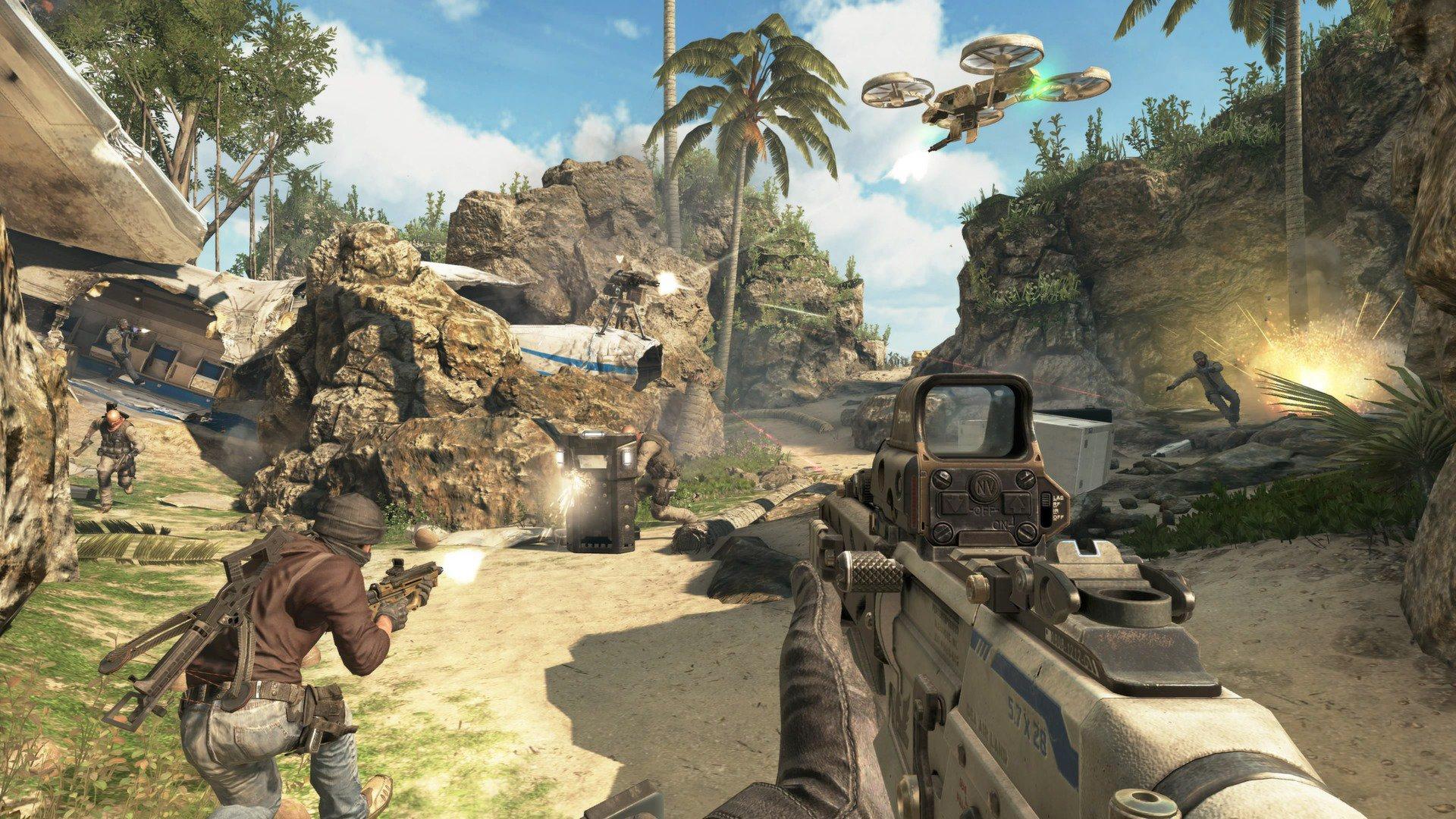 Call Of Duty Black Ops 2 Vengeance 17