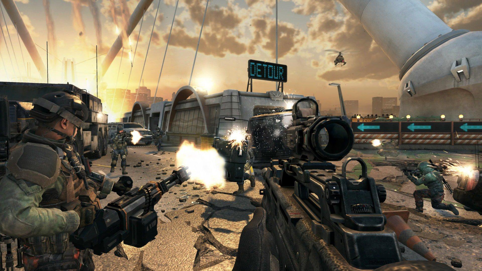 Call Of Duty Black Ops 2 Vengeance 7