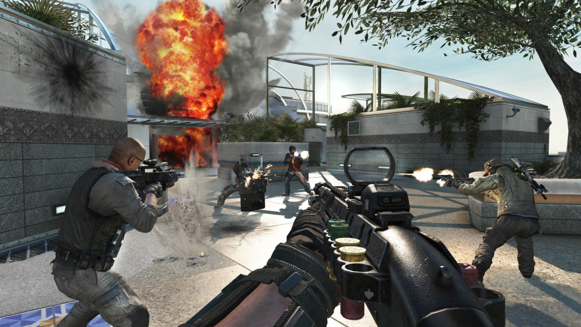 Call Of Duty Black Ops 2 Uprising 11