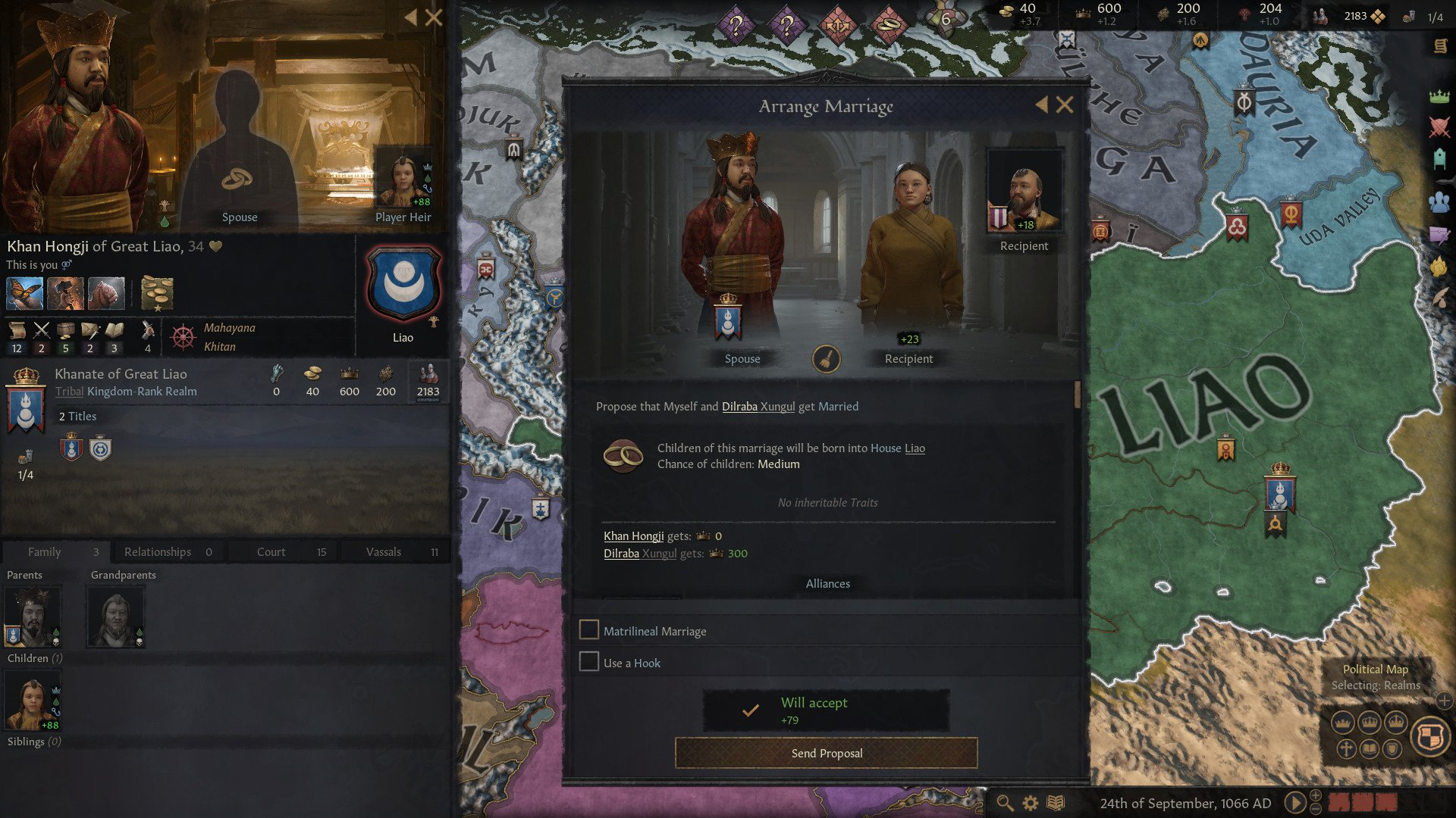 Crusader Kings III Royal Edition 1