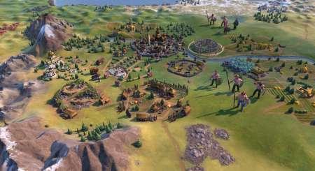Civilization VI Byzantium & Gaul Pack 2