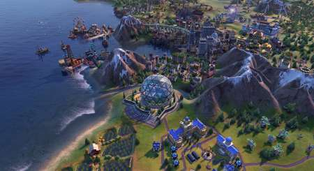 Civilization VI Byzantium & Gaul Pack 3