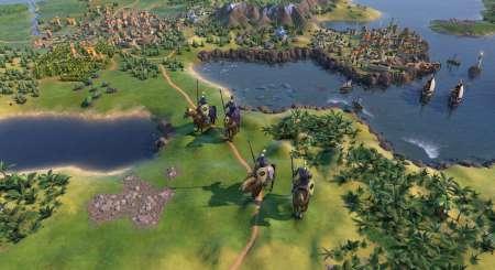 Civilization VI Byzantium & Gaul Pack 4
