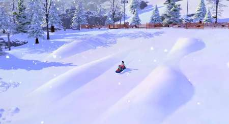 The Sims 4 Život na horách 5