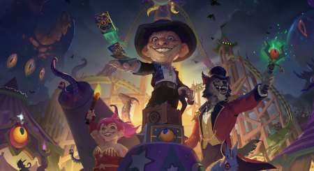 Hearthstone Madness at the Darkmoon Faire 1