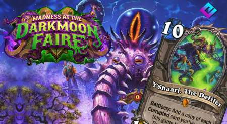 Hearthstone Madness at the Darkmoon Faire 4