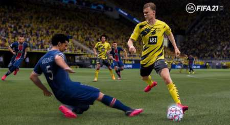 FIFA 21 Champions Edition Upgrade 4