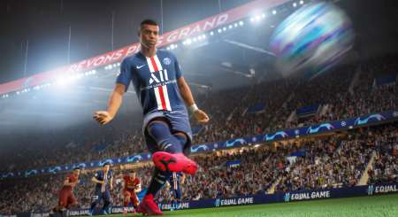 FIFA 21 Ultimate Edition Upgrade 1