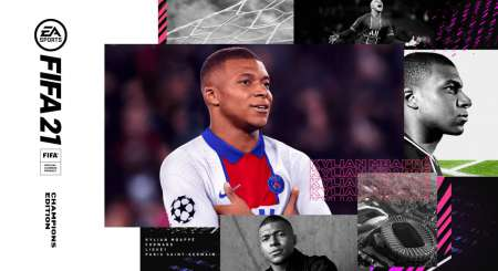 FIFA 21 Champions Edition 1