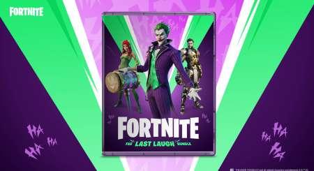 Fortnite The Last Laugh Bundle 1