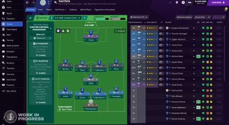 Football Manager 2021 2