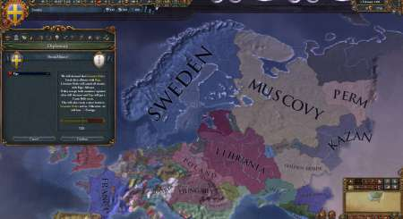 Europa Universalis IV Empire Founder Pack 5