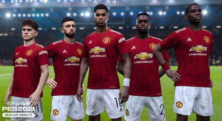 eFootball PES 2021 SEASON UPDATE Manchester United Edition 6