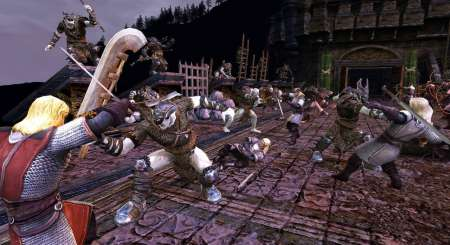 The Lord of the Rings Online Helms Deep Expansion 1
