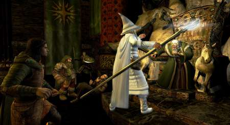 The Lord of the Rings Online Helms Deep Expansion 3