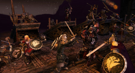 The Lord of the Rings Online Helms Deep Expansion 7