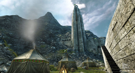 The Lord of the Rings Online Helms Deep Expansion Premium 4