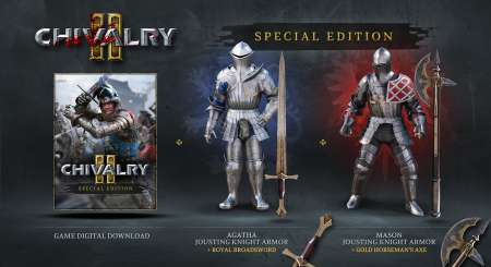 Chivalry 2 Special Edition 1