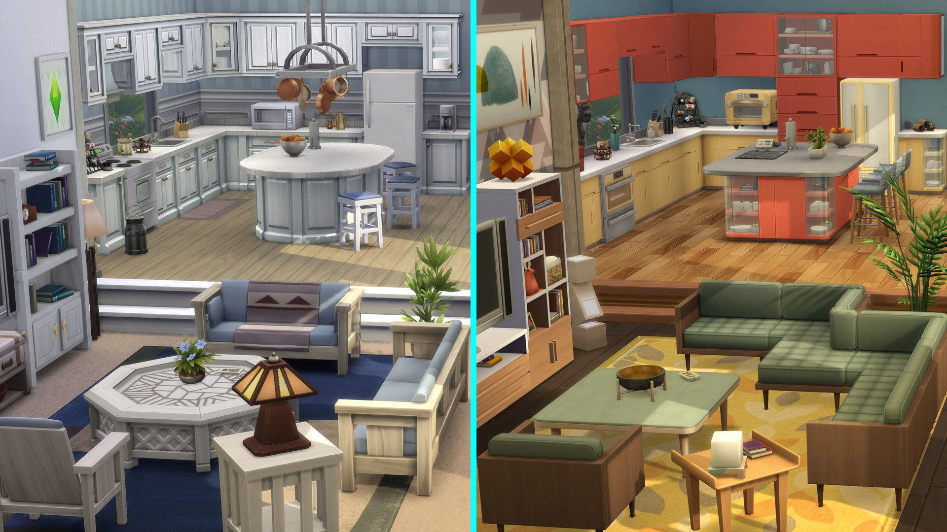 The Sims 4 Interiér snů 4