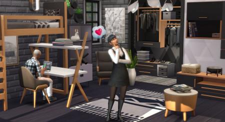 The Sims 4 Interiér snů 3