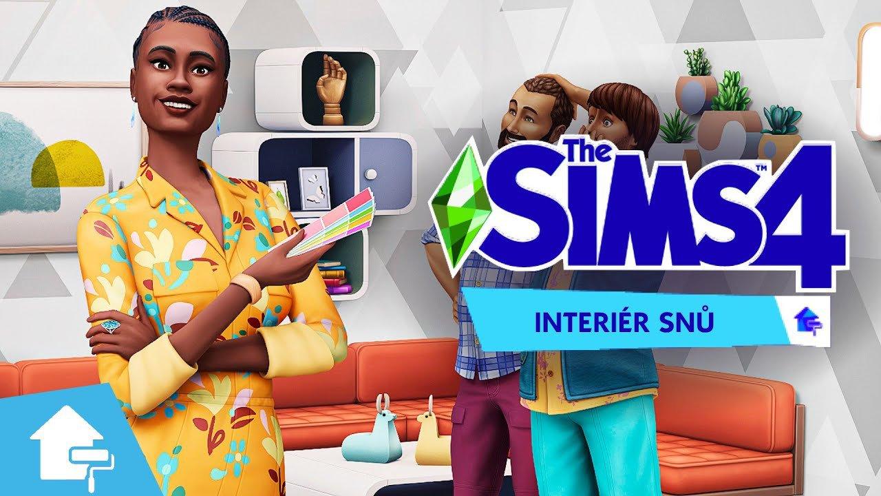 The Sims 4 Interiér snů 5