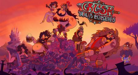 Crush Your Enemies 13