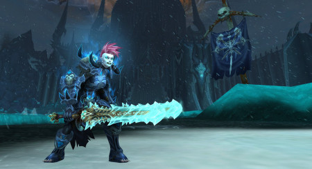 World of Warcraft Shadowlands Level Character Boost 2