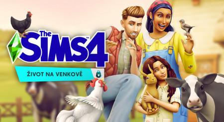 The Sims 4 Život na venkově 6