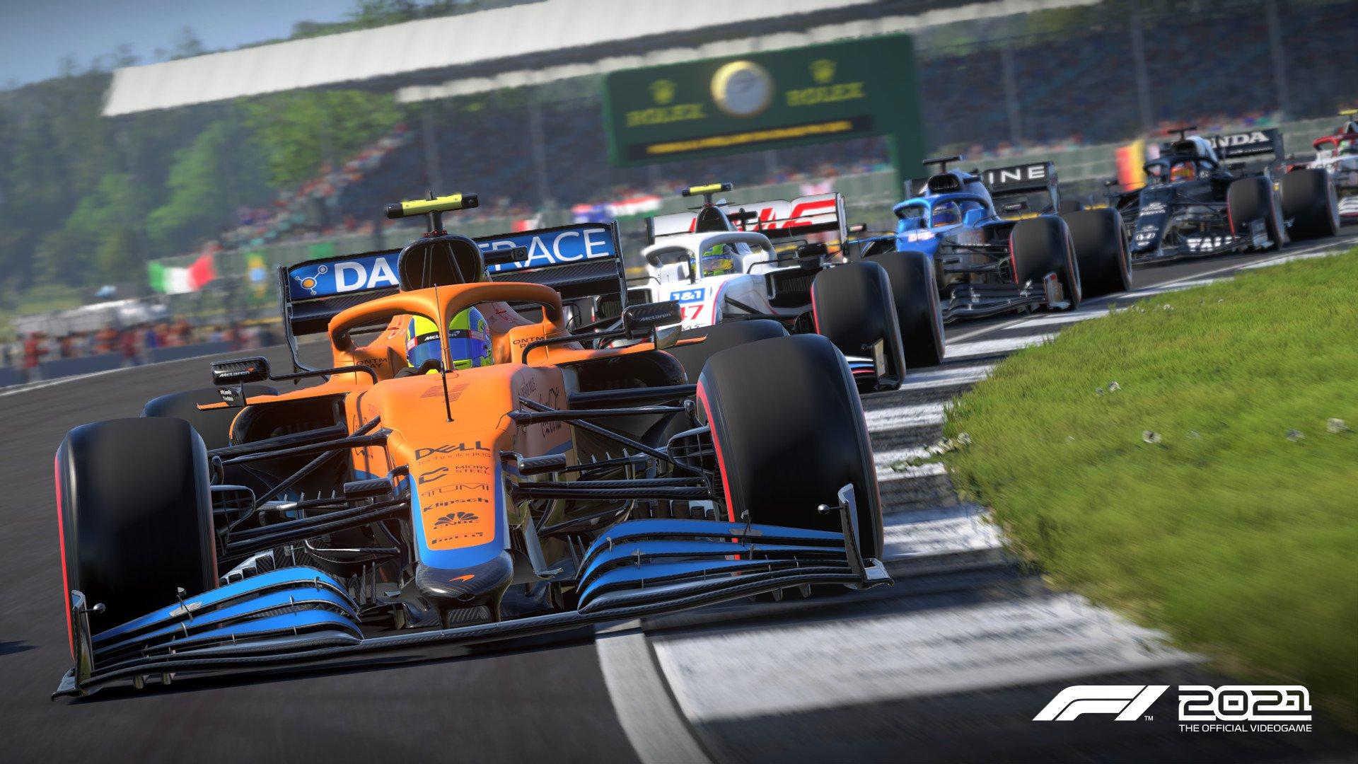 F1 2021 2