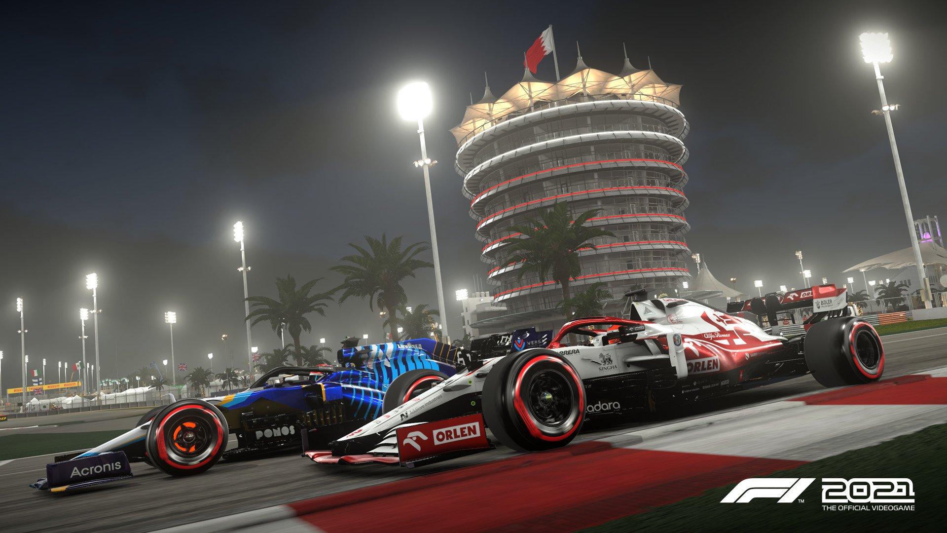 F1 2021 8
