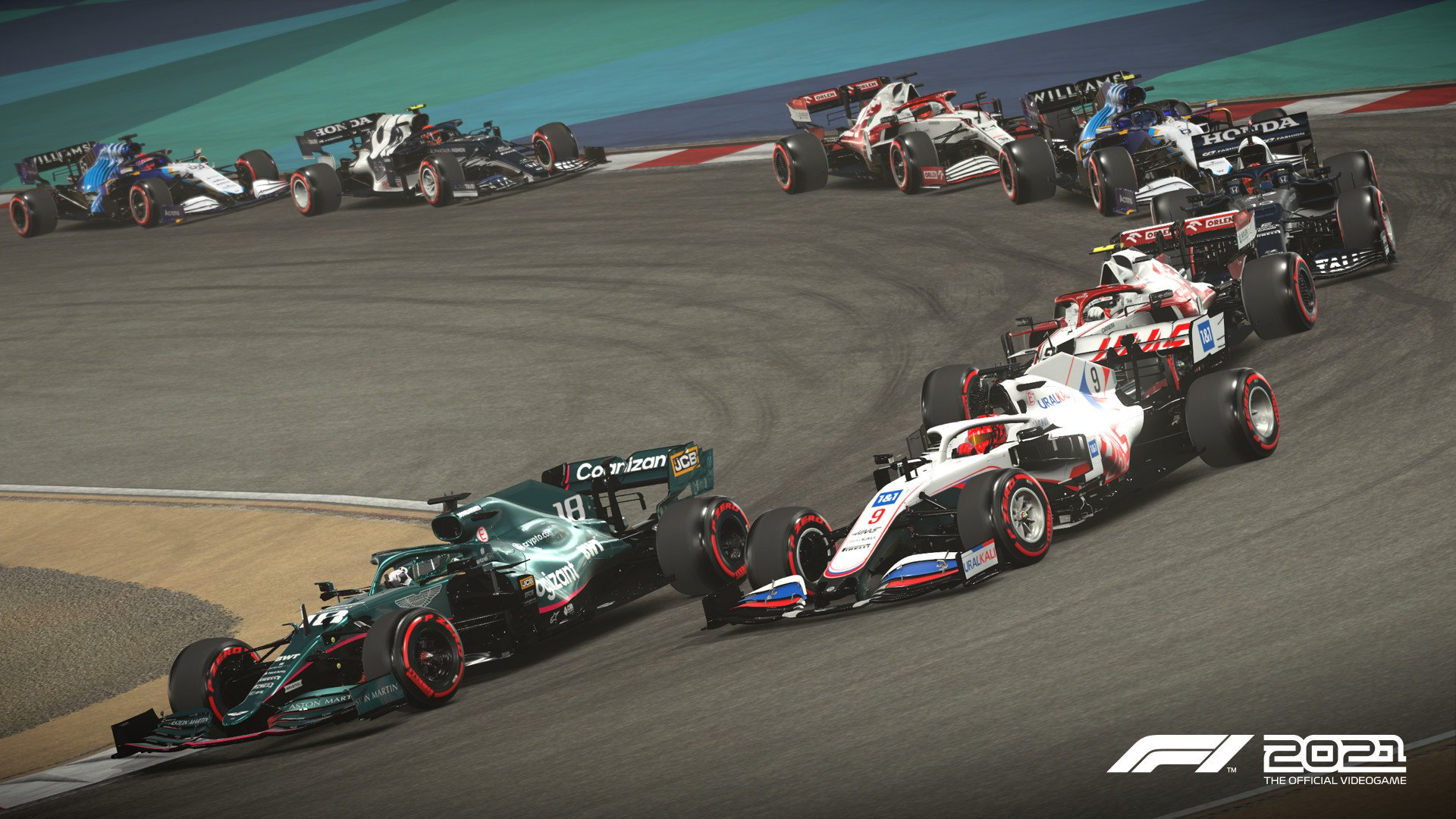 F1 2021 9