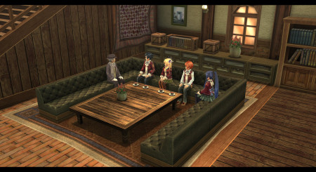 The Legend of Heroes Trails of Cold Steel 5