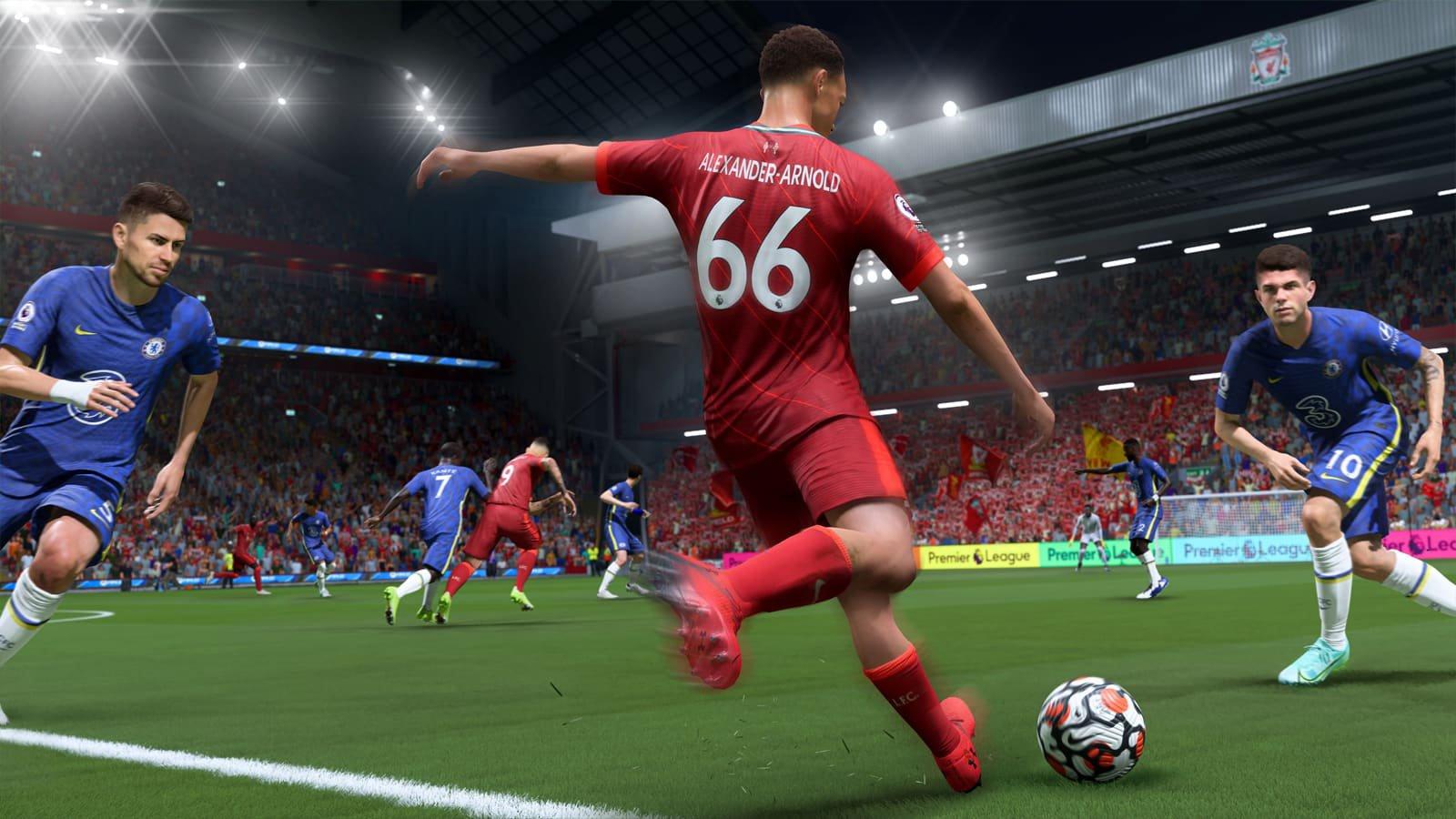FIFA 22 5