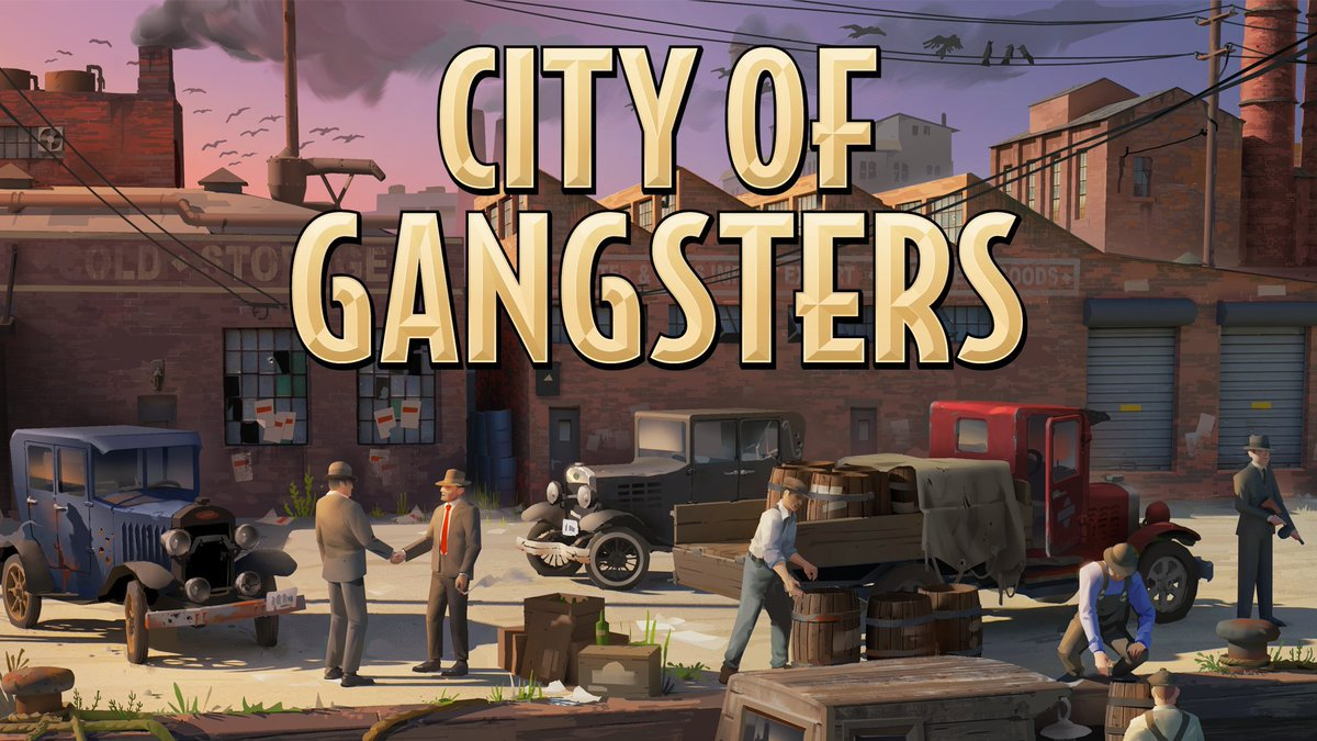 City of Gangsters 8