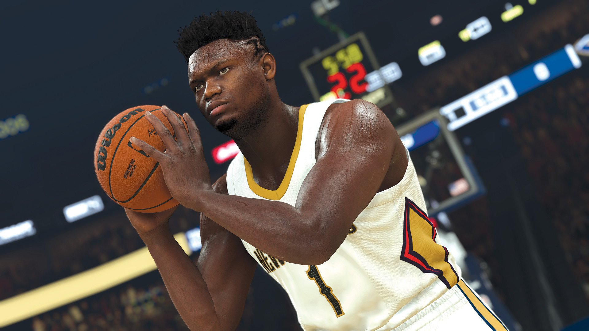 2K22 NBA 75th Anniversary Edition 3