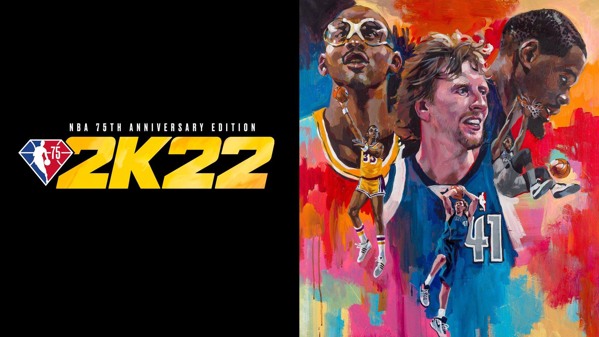 2K22 NBA 75th Anniversary Edition 6